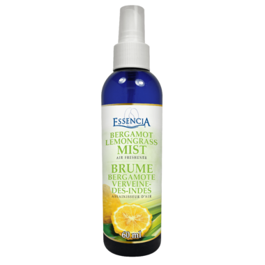 Homeocan Essencia Travel Size Room Mist with Essential Oils