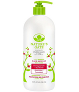 Nature's Gate Pomegranate Sunflower Hair Protection Shampoo
