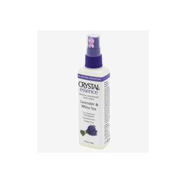 Crystal Essence Lavender & White Tea Body Spray