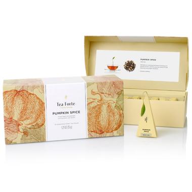 Tea Forte Pumpkin Spice Petite Presentation Box