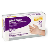 Medi Touch Powder-Free Synthetic Examination Gloves