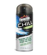Tinactin Chill Deodorant Powder Spray