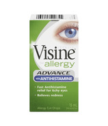 Visine Advance with Antihistamine Eye Drops