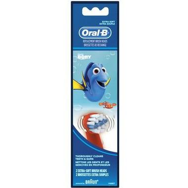 Oral-B Finding Dory Bush Heads