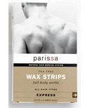 Parissa Men's Tea Tree Wax Strips