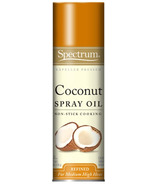 Spectrum Naturals Coconut Oil Cooking Spray