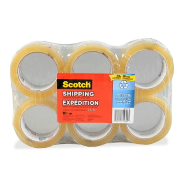 3M Scotch Heavy-Duty Shipping & Packaging Tape