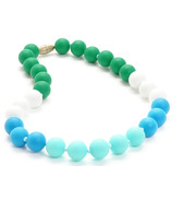 Juniorbeads by Chewbeads Bleecker Jr. Necklace Turquoise