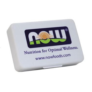 NOW Foods Pocket Vitamin Case