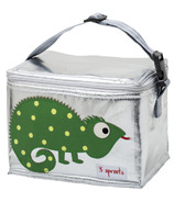 3 Sprouts Lunch Bag Iguana