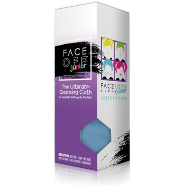 Faceoff Junior The Ultimate Cleansing Cloth