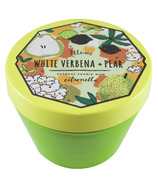 ILLUME White Verbena & Pear Chroma Tin Outdoor Candle with Citronella