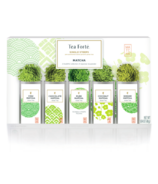 Tea Forte Single Steeps Matcha Sampler