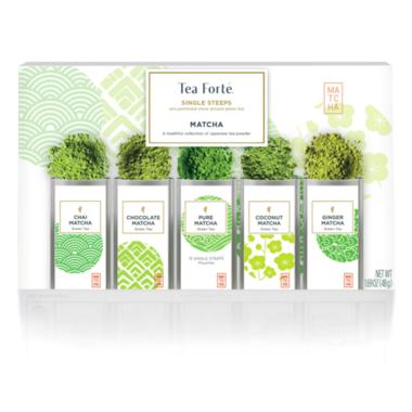 Tea Forte Single Steeps Matcha Sampler