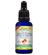 Divine Essence Organic Apricot Kernel Vegetable Oil