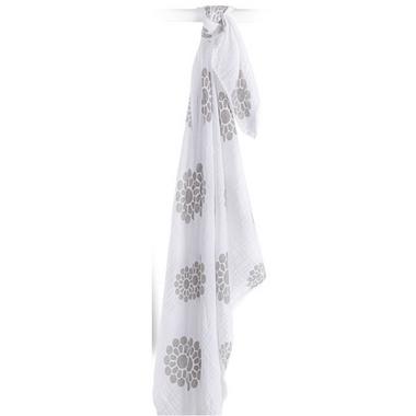 Lulujo Baby Muslin Cotton Swaddling Blanket