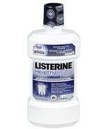Listerine Healthy White Vibrant Anti-Cavity Rinse in Clean Mint