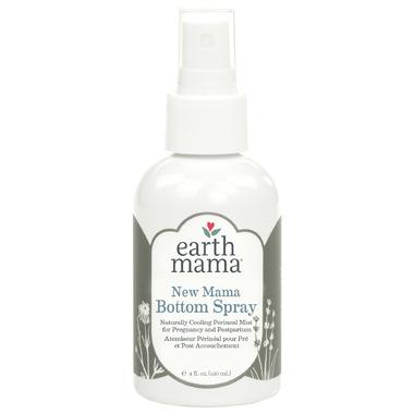 Earth Mama Organics New Mama Bottom Spray