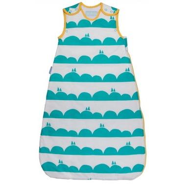 Grobag Baby Sleep Bag 1.0 Tog Anorak Rolling Hills