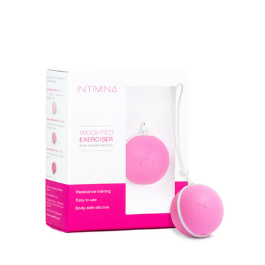 Intimina Weighted Exerciser 38g