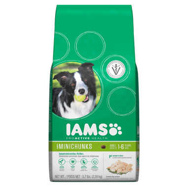 Iams Dog ProActive Health Mini Chunks Adult Food