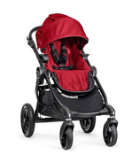 Baby Jogger City Select Red With Black Frame
