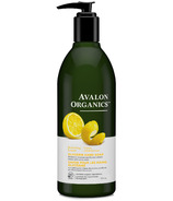Avalon Organics Lemon Glycerin Liquid Hand Soap