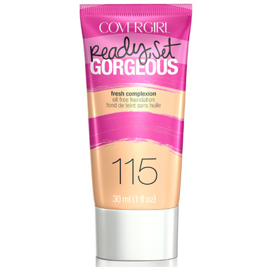 CoverGirl Ready, Set Gorgeous Liquid Makeup 115
