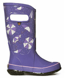 Bogs Rain Boot Umbrellas Violet Multi