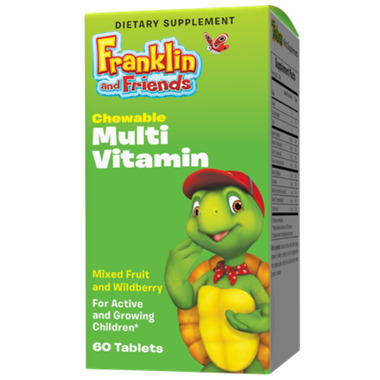 Webber Naturals Treehouse Chewbale Multi Vitamins