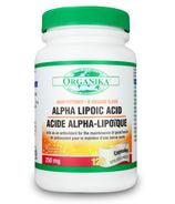 Organika Alpha Lipoic Acid