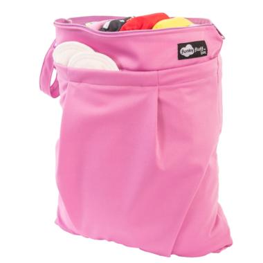 Funky Fluff Double Pocket Wet Bag La Vie En Rose