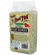 Bob's Red Mill Organic Creamy Buckwheat Cereal