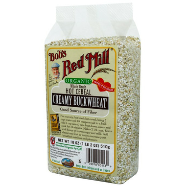 Bob\'s Red Mill Organic Creamy Buckwheat Cereal