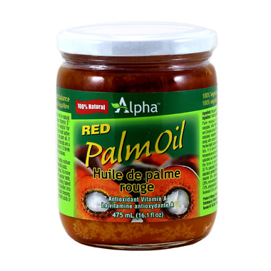 Alpha Red Palm Oil