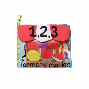 Manhattan Toy Farmer\'s Market Counting Book