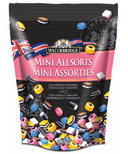 Waterbridge English Mini Allsorts Liquorice Pouch