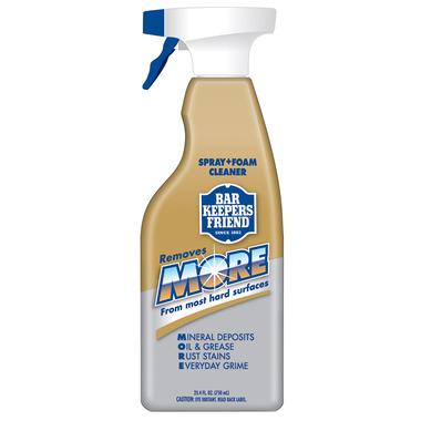 Bar Keepers Friend Spray & Foam Cleaner
