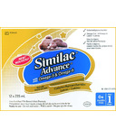 Similac Advance Ready to Feed Formula With Omega 3 & 6