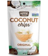 Hippie Foods Hippie Snacks Coconut Chips