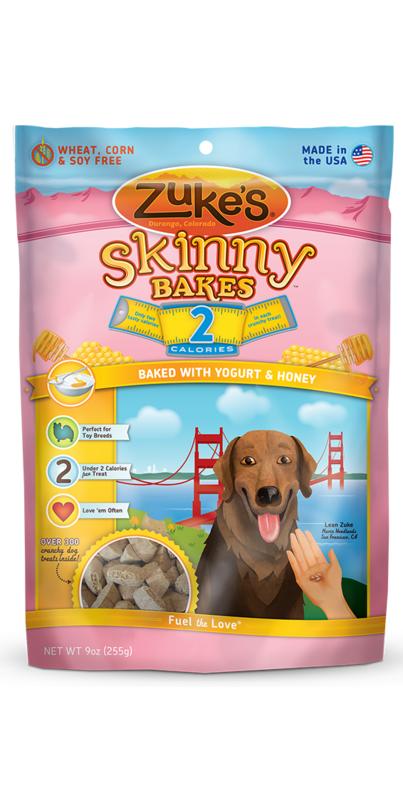 Zukes Dog Treats Canada