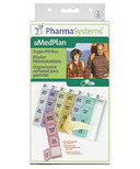 PharmaSystems Super Pill Box