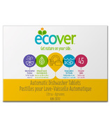 Ecover Automatic Dishwasher Tablets Citrus