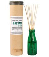 Paddywax Relish Jar Emerald Green Balsam Fir Diffuser