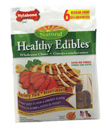 Nylabone Healthy Edible Variety Pack Chicken & Beef Regular Size