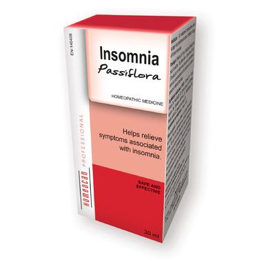 Homeocan Insomnia Passiflora Professional Drops