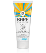 Bare Republic Mineral Sport SPF 50 Sunscreen lotion