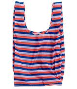 Baggu Big Baggu Reusable Bag in Red Nineties Stripe
