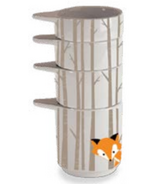 Kitsch'n Glam Fox Measuring Cup Set