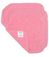 Motherease Cotton Baby Wipes Pink
